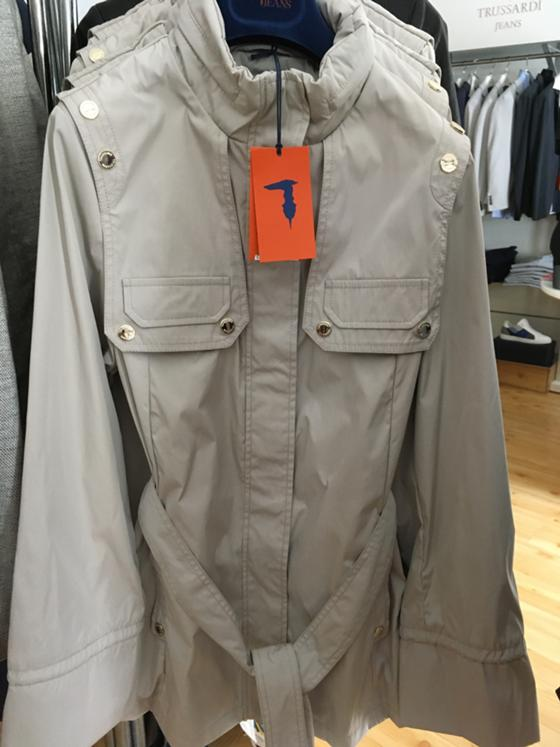 Trench Trussardi Jeans